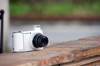 Samsung Galaxy Camera: la video recensione di Mobile Fanpage