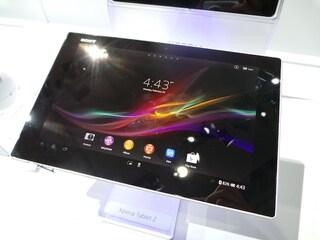 Sony Xperia Tablet Z, il tablet più sottile al mondo [VIDEOANTEPRIMA]