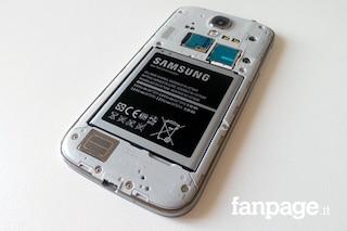 Samsung Galaxy S4, ecco il test sulla batteria [VIDEO]