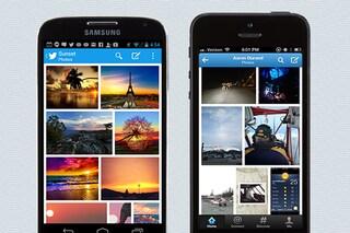 Importante aggiornamento di Twitter per Android ed iOS: login sicuri, nuove gallerie e tanto altro