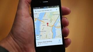 Arriva la pubblicità su Google Maps per iOS