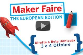 """Live dalla maker Faire Rome. I nuovi """"Artigiani del Futuro"""" [DIRETTA WEB]"""