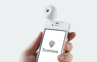Scentee, l'accessorio che ti fa sentire gli odori tramite smartphone [VIDEO]