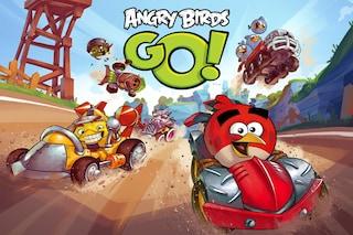 Angry Birds Go! disponibile in anteprima sull'App Store in Nuova Zelanda