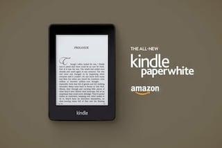 Kindle Paperwhite 2014, più risoluzione e funzioni avanzate