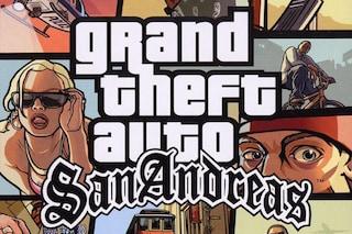 GTA San Andreas disponibile per iPhone e iPad