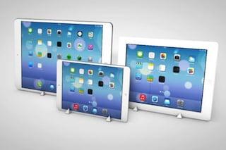 Apple a lavoro su un iPad da 12,9'' e display 4K Ultra HD