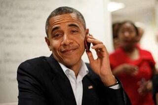 Obama, l'uomo più potente del mondo non è libero di scegliere il proprio smartphone