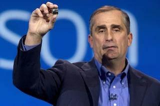 CES 2014, Per Intel il futuro è negli indossabili