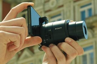 Sony rilascia un aggiornamento firmware per QX10 e QX100, si arriva alla 2.0