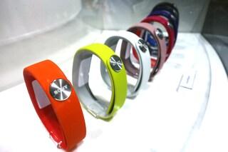 Sony Smartband, anche l'azienda giapponese crede negli activity tracker. Videoanteprima e caratteristiche