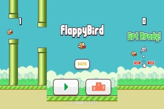Flappy Bird, il nuovo gioco virale che rende 50000 dollari al giorno [VIDEO]