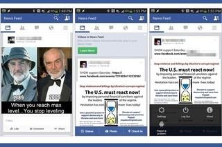 Facebook per Android si aggiorna: nuova interfaccia e foto nei commenti