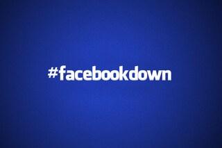 #FacebookDown, nuovi problemi per il social network