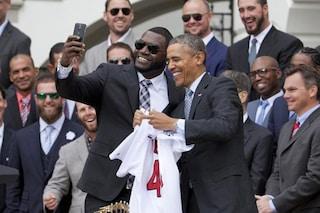 La selfie di Ortiz con Obama e la campagna virale di Samsung [VIDEO]