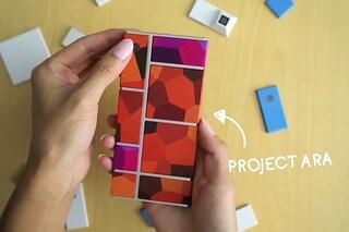 Project Ara, il telefono modulare sarà totalmente personalizzabile e in vendita molto presto