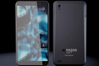 Kindle Phone, ecco come sarà lo smartphone di Amazon [VIDEO]