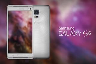 Galaxy S6 realizzato in alluminio, con display 2K e speaker stereofonici [VIDEO]