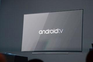 Android TV, le televisioni di Google arriveranno nel 2015 e utilizzeranno Android L