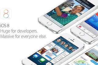 iOS 8, non è compatibile con iPhone 4: ecco tutti i dispositivi supportati