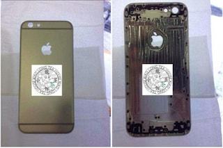iPhone 6, la mela sul retro potrebbe essere retroilluminata