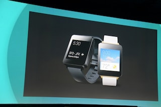 Samsung Gear Live e LG G Watch: i primi smartwatch Android Wear saranno in vendita da oggi