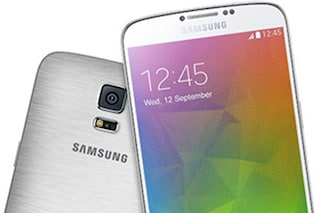 Galaxy Alpha, il nuovo top di gamma 'anti-iPhone 6' di Samsung arriverà a settembre [FOTO]