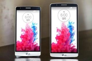Ecco il G3s, la versione 'mini' dell'LG G3 non è poi tanto piccola