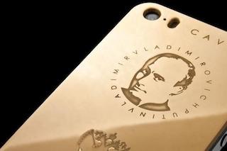 Ecco il PutinPhone, l'iPhone placcato oro da 3200 euro prodotto da un'azienda italiana