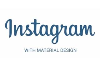 Il nuovo Instagram con l'interfaccia Material Design di Android L [VIDEO]