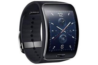 Samsung Gear S, ufficiale lo smartwatch con il 3G integrato