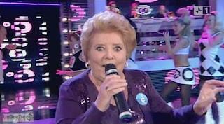 """Sanremo 2020, Wilma De Angelis: """"Mi avevano invitata, ma hanno cancellato tutto"""""""