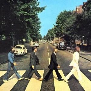 Abbey Road dei Beatles