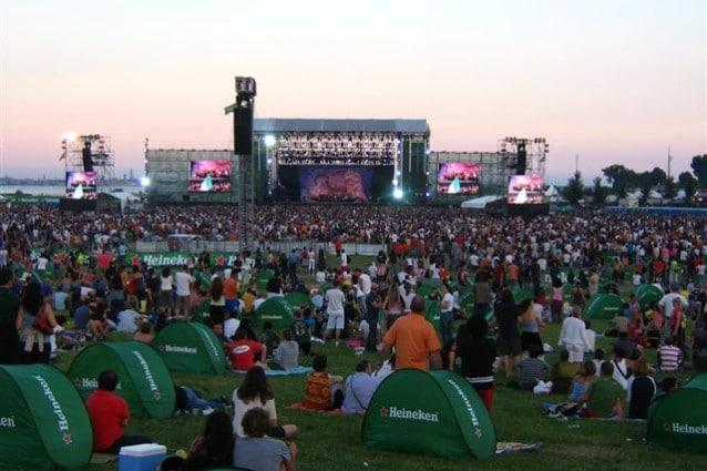 Heineken Jammin' Festival 2012: ecco il programma ufficiale