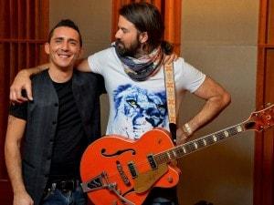 I Wind Music Awards premiano l'inedito duetto tra i Modà e Pau Donés degli Jarabe De Palo nel singolo Come un pittore