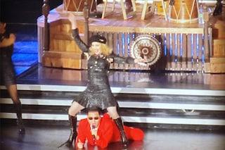 Madonna e PSY ballano il Gangnam Style (VIDEO)