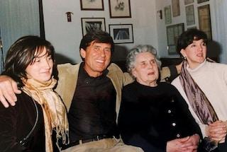 Morta la mamma di Gianni Morandi, aveva 90 anni