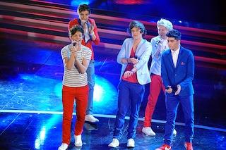 Il nuovo album dei One Direction esce a Natale 2013