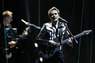 """Matt Bellamy dei Muse: """"Devo tutto a miei genitori"""""""