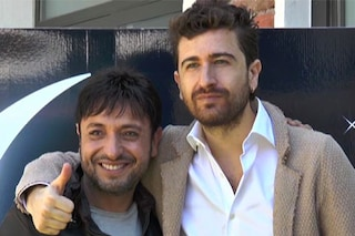 """Alessandro Siani lancia """"Buona Luna"""" con Gigi Finizio"""