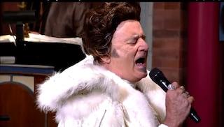 "Bill Murray dedica ""I Will Always Love You"" a David Letterman (VIDEO)"