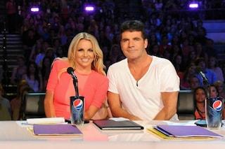 """L'addio di Britney Spears a X Factor, Cowell: """"Odiava le critiche"""""""