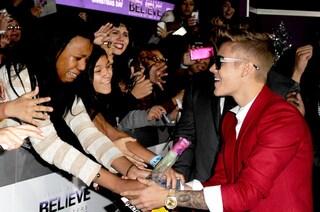 Justin Bieber non si ritira più: parola dei suoi collaboratori