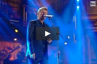 """Ron canta """"Un abbraccio unico"""" (VIDEO)"""