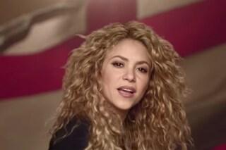 """Shakira: per i Mondiali rifà """"La La La (Brazil 2014)"""" con Piqué, Messi e Neymar (VIDEO)"""