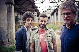 """Fabi, Gazzè e Silvestri: è """"L'amore non esiste"""" il nuovo singolo"""