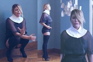 """Emma Marrone, quanto è sexy in """"Resta ancora un po'"""" (VIDEO)"""
