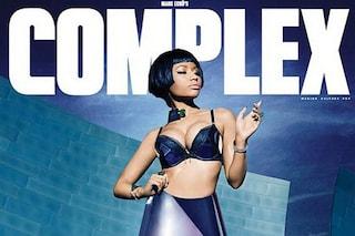"""Nicki Minaj, dalle pose sexy alla maternità: """"Voglio un figlio dopo il quinto album"""" (FOTO)"""