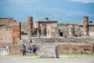 Tamponi gratis per chi visita gli Scavi di Pompei per ottenere il green pass
