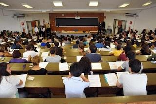 Università Vanvitelli, dal 13 luglio tornano gli esami in presenza. Ancora sospesi i test scritti